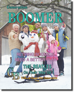Current Generation Boomer cover